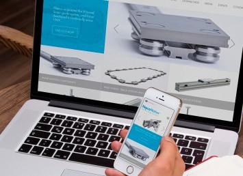 D2 Creative - Hepco Website Goes Live