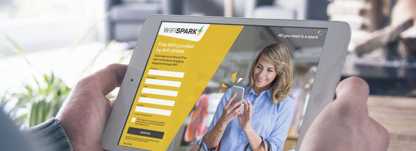 D2 Creative - WiFi Spark