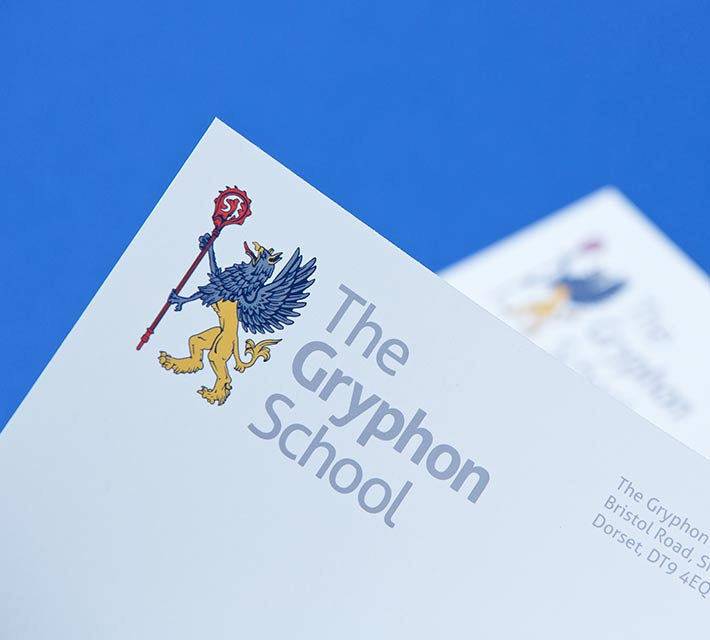 D2 Creative - Gryphon School
