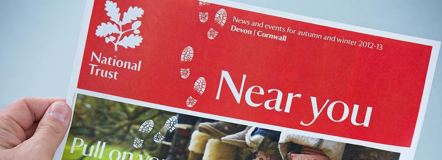 D2 Creative - National Trust