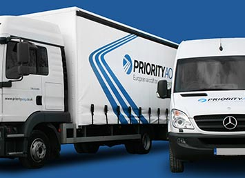 D2 Creative - Priority Transport