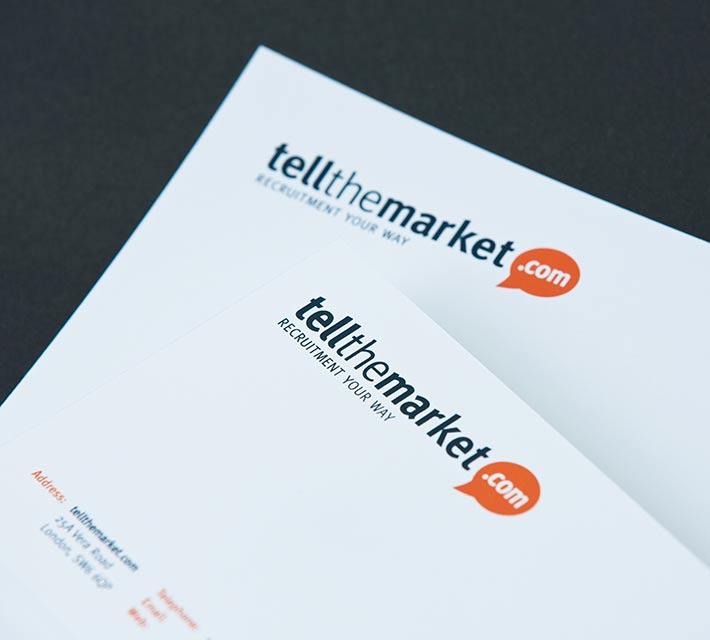 D2 Creative - Tell The Market