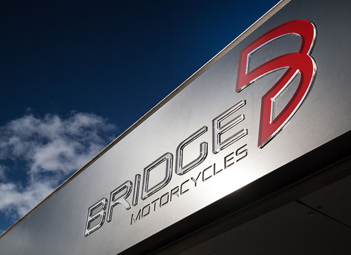 D2 Creative - Bridge Motorcycles